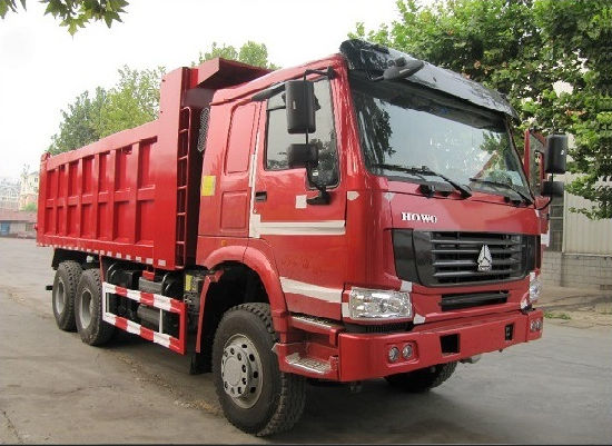 HOWO 6X4 20cbm Heavy Tipper Truck
