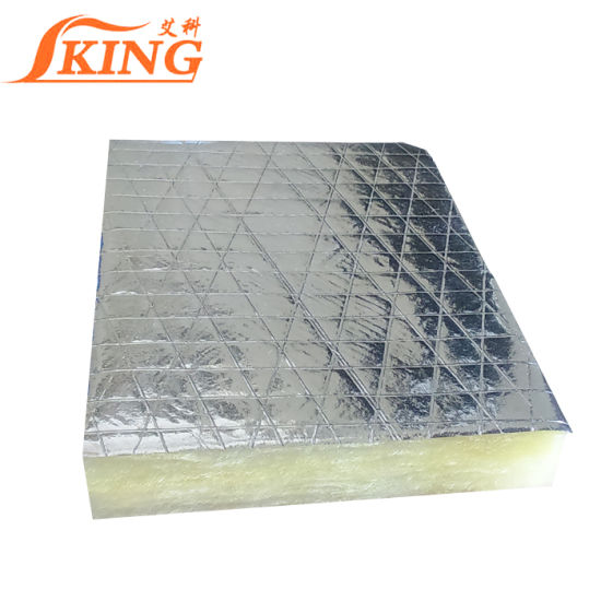 China Wall Insulation R 11 Glass Wool Blanket For Mexico Market China Glass Wool Roll Glass Wool Blanket