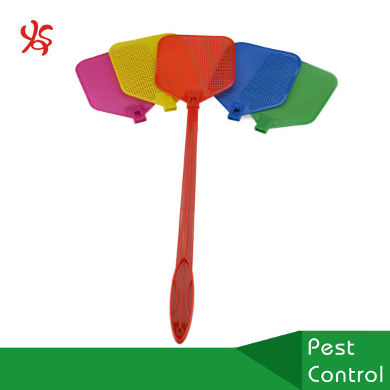 Colorful Insect Control Tools Mosquito Killer Fly Swatter