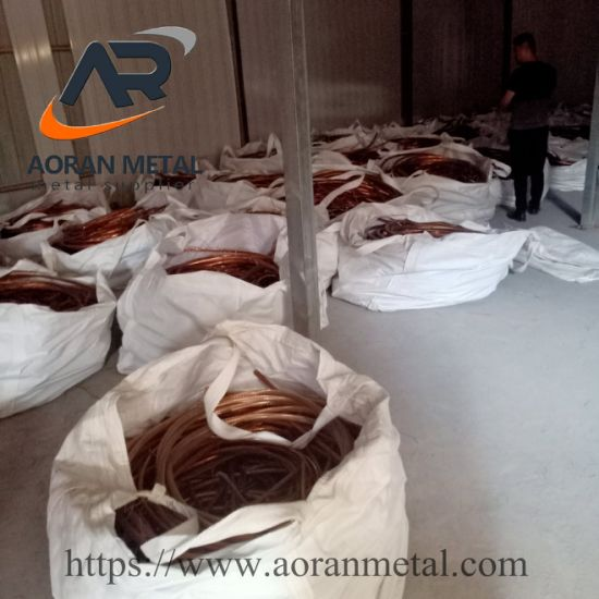 Copper Wire Scraps in Bulk with Low Price 99.99%