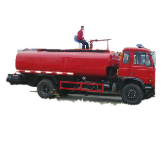 DFAC Sprinkler Fire Engine Fire Truck (9 Ton Water Tank 170-190HP Engine>55m
