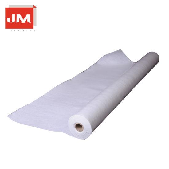 Cover Fleece 160G/M2 M White 1 M X 25m and 1mx 50m Painter's Felt for Wallpapering, Covering, Renovating Painter Felt