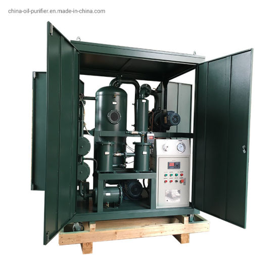 Transformer Oil Purification Transformer Oil Purifier Oil Recycling
