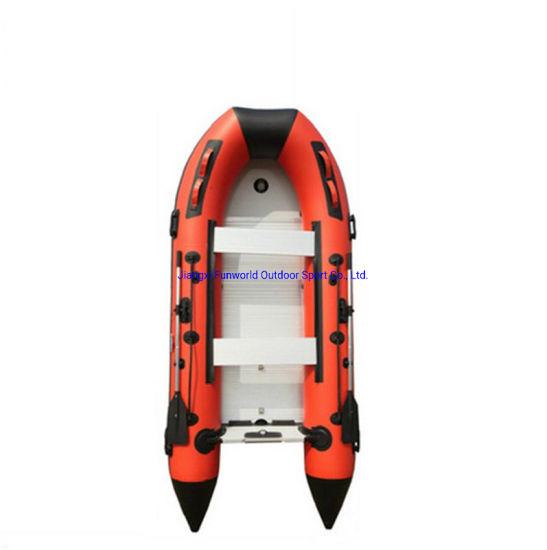 Ilife 5.8m Custormized PVC/Hypalon Rigid Hull Firberglass Inflatable Rubber Fishing Sport FRP Boat