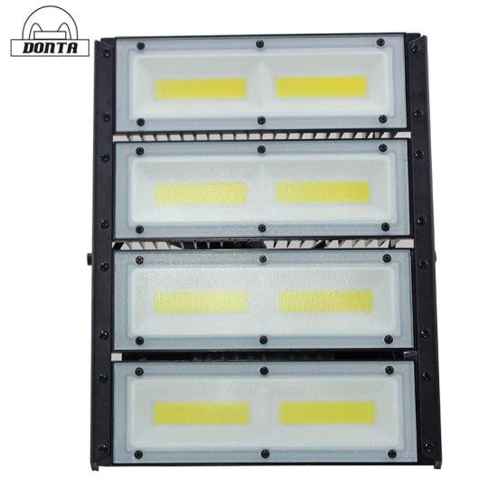 New High Mast Football Field Stadium Light 100W -1500W Anti Glare LED Tennis Court Flood Light with 5 Years Warranty