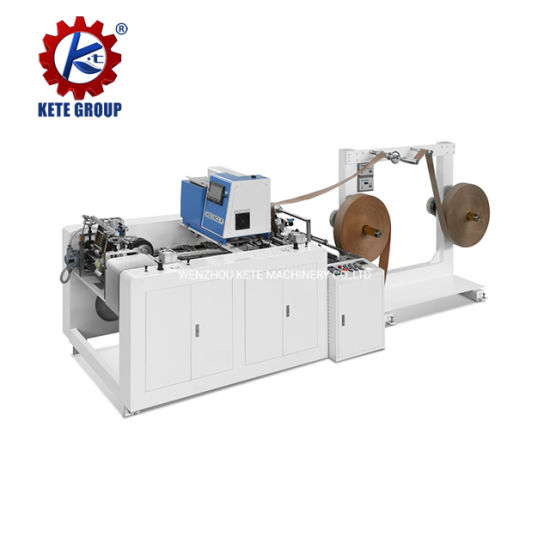 High Speed Twisted Rope Paper Bag Handle Making Machine