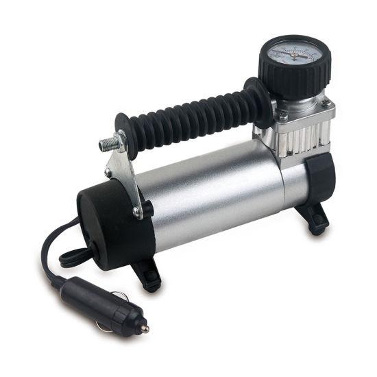 Portable Cheap Car Tire Inflator Pump Air Compressor