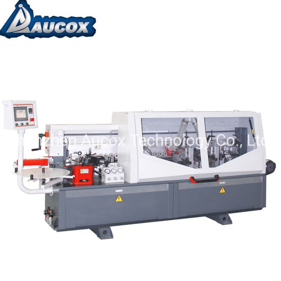 Furniture/Cabinet Edge Banding Machine Automatic Edge Bander with Rough and Fine