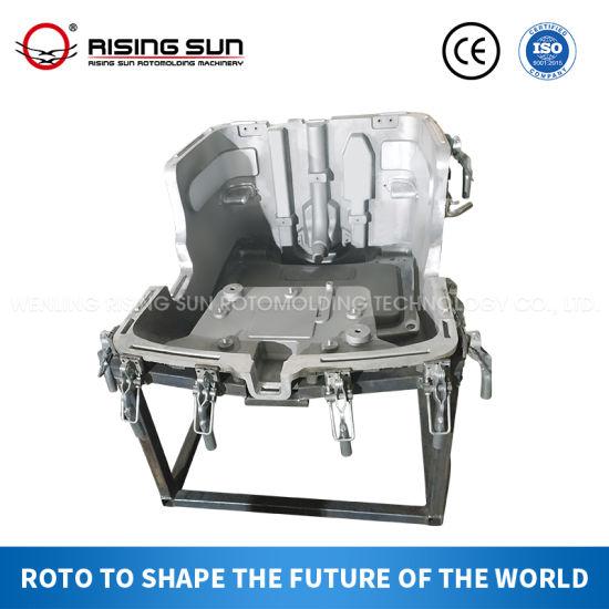 Rising Sun Custom Aluminum or Steel Rotational Molding for Plastic Chair