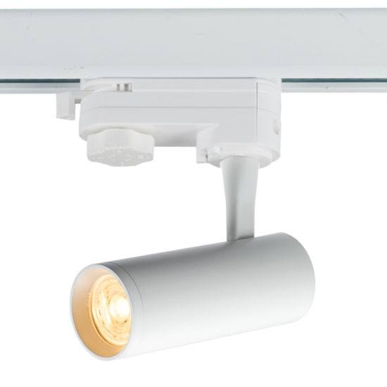5 Years Warranty 9W LED Suspended Track Light for Dining Room Phase 3 GU10 Lighting Fixtures