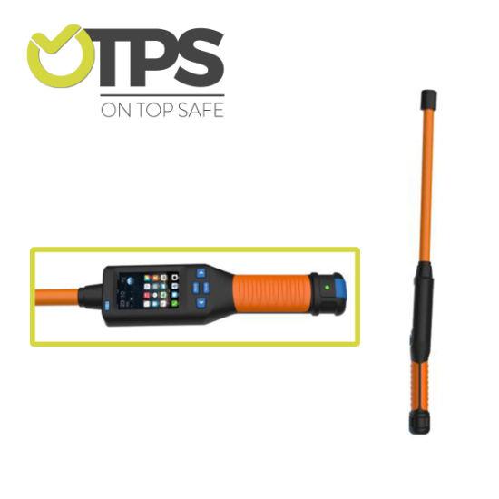 ISO Fdx-B Fdx-a Hdx Wand Long Range Bluetooth RFID Animal Stick Reader for Pet Livestock Scanner