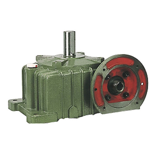 Right Angle Type Wpdo Worm Gear Speed Reducer