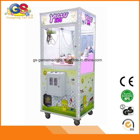 Buy Coin Popular Arcade Prize Claw Game Machine for Sale Cheap pictures & photos