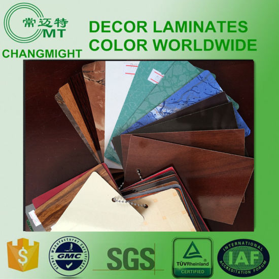 Post Forming Sheets/Postform/Decorative High-Pressure Laminate pictures & photos