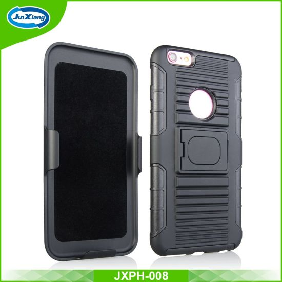 half off d144e 6aa5a China Cheap Price Dual Layer TPU PC Combo Shockproof Slim Hard Armor ...