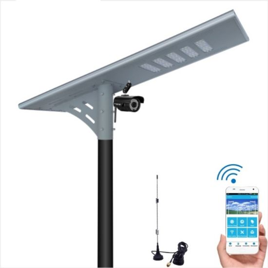 All in One Integrated Solar Power LED Security Garden Street Road Outdoor Motion Sensor Light