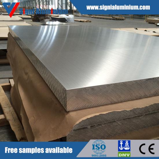 Marine Grade Aluminum Alloy Aluminium Plate/Sheet (5052/5083/5754/5052)