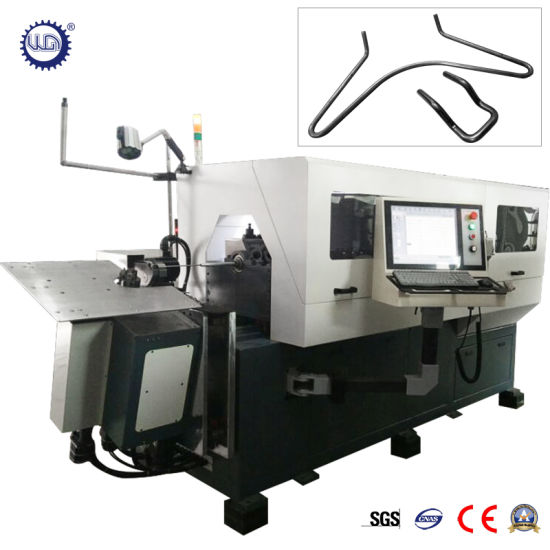 Hot Sale CNC 3D Wire Bending Machine From Chinese Supplier