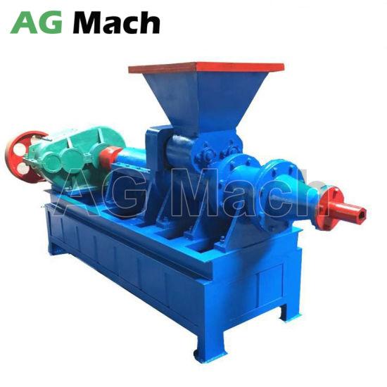Agricultural Charcoal Briquette Press Coal Dust Briquette Extruder Machine