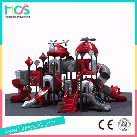 Ce Safe Climbing Outdoor Playground For Older Kids (HS02501)