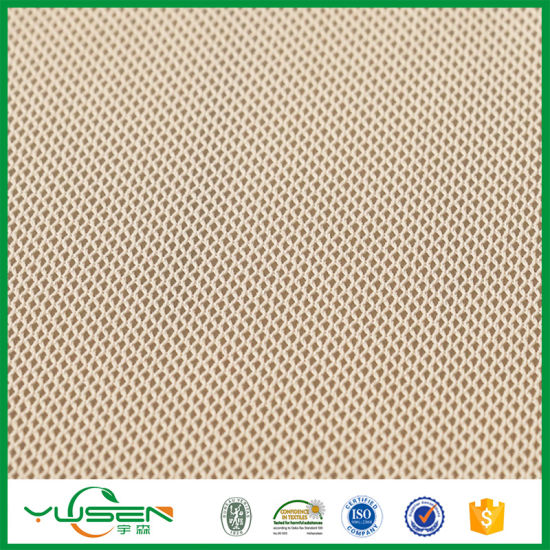 50d 100% Nylon/Polyester Mesh Fabric for Dress pictures & photos