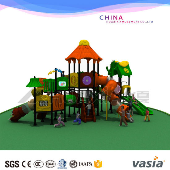 china fruit theme small plastic slides designed by vasia china