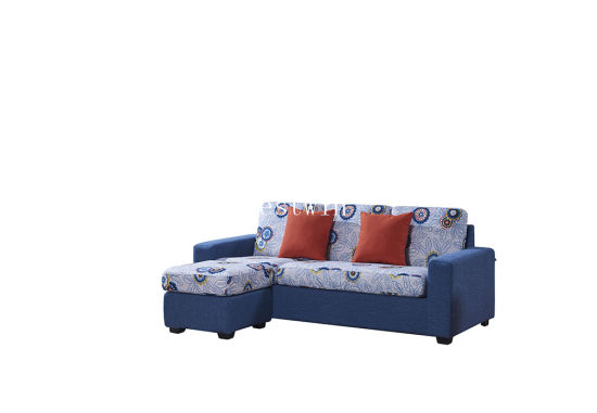 Sofa Furniture With Fabric Material
