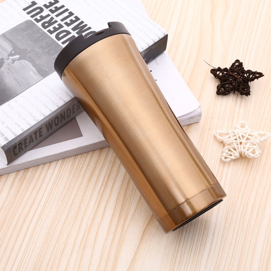 Double Walls Stainless Steel Tumbler Insulated Water Tumbler