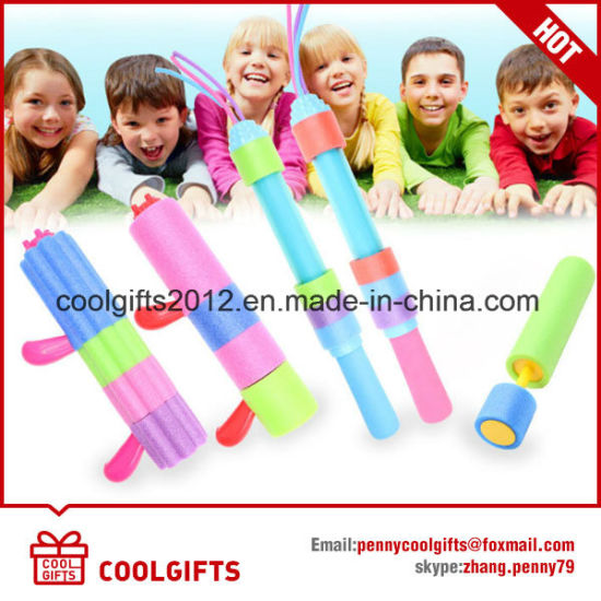 New Summer Funny Kid Toy EVA Water Gun Water Shooter Cannon Toy pictures & photos