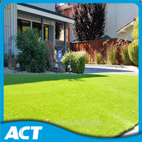 Synthetic Residential Landscaping Grass Carpet with Best Price L40