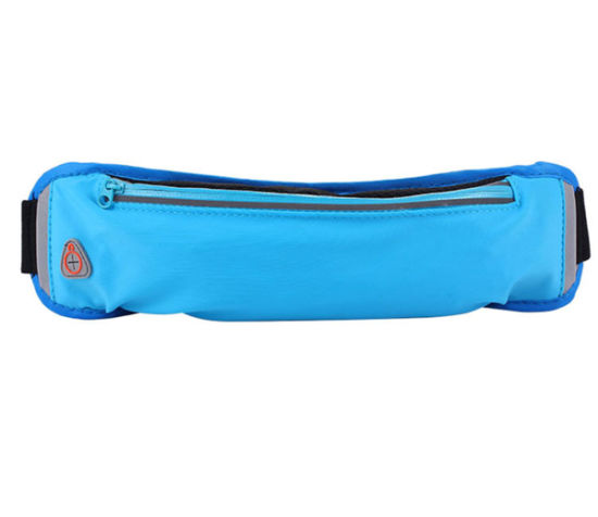 1f62baa05ca9 Newest Soft Polyester Waterproof Fabric Unisex Cell Phone Pouch Money Belt,  Fitness Sport Running Belt Waist Bag