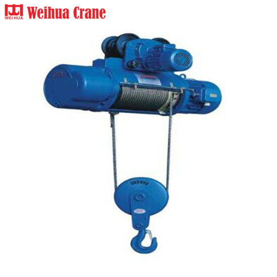 Weihua Crane 3t 5t Travelling Wire Rope Electric Power Hoist 5 Ton Price
