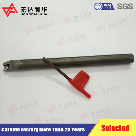 High Quality External Lathe Turning Tools pictures & photos