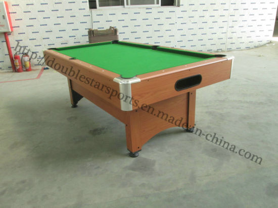 China Billiards International Standard Pool Snooker Table For Sale - How big is a standard pool table