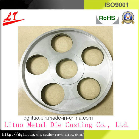 Hot Sale Aluminum Alloy Die Casting Belt Pulley pictures & photos