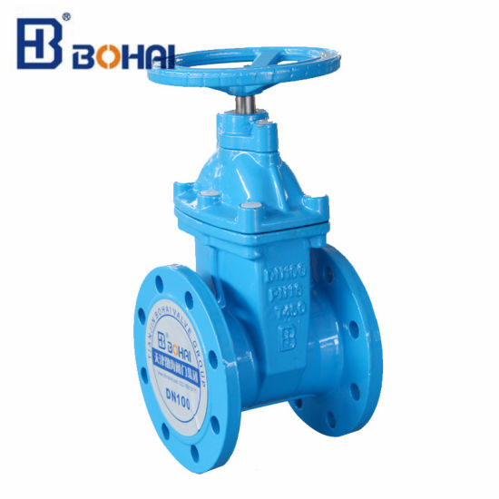 DIN 3352 1 Inch High Pressure Flange Gate Valve with CAD Drawing