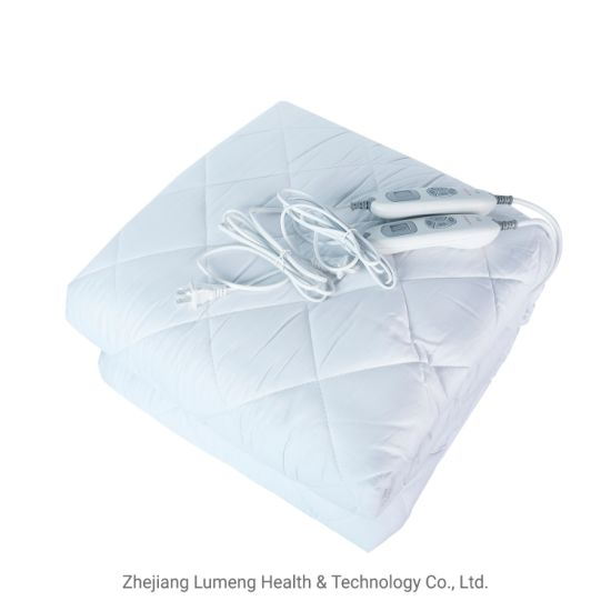 Heating Mattress Pad with Dual Control UL&GS&Ce&SAA Approval