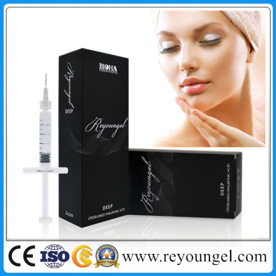 Reyoungel Sodium Hyaluronate Gel Hyaluronic Injections pictures & photos