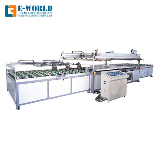 Wd1630 Automatic Screen Glass Printing Machine pictures & photos