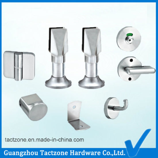 China Wc Public Wholesale Bathroom Hardware Toilet Partition - Bathroom partition hardware