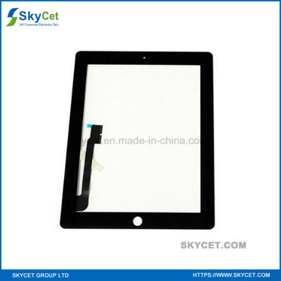 Original LCD Touch Screen Digitizer for iPad3/4 Touch Panel pictures & photos