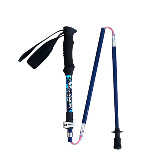 Foldable Adjustable Custom Walking Stick / Hiking Cane pictures & photos