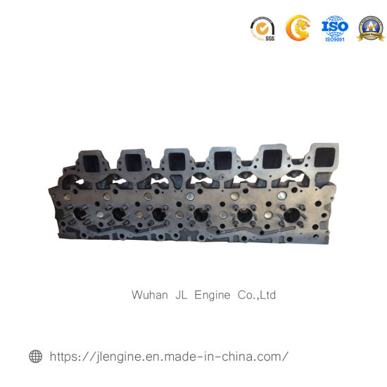 Cat 3406 Engine Head 1105097 Fitting Of Engine