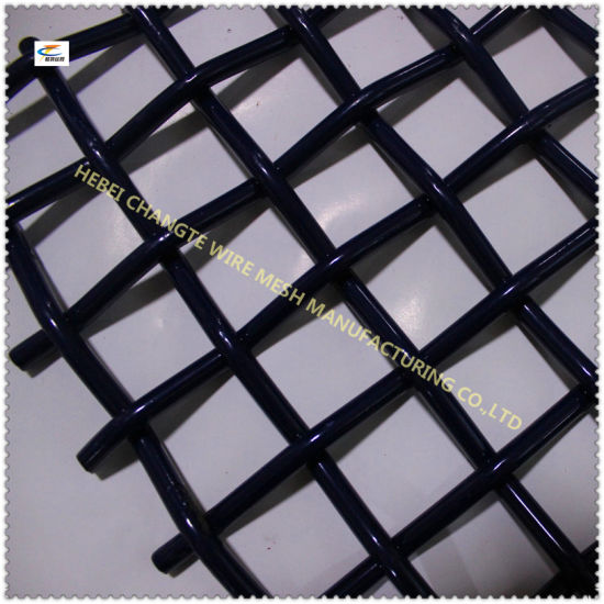High Quality Crimped Wire Screen Mesh