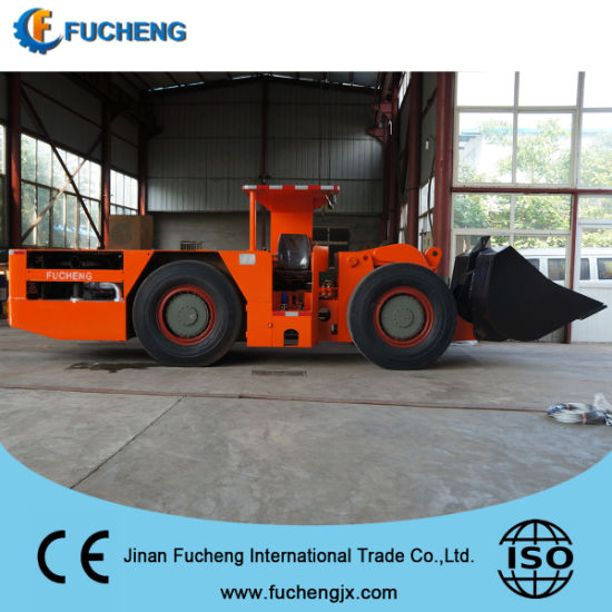 New diesel hydraulic mining underground wheel loaders from China factory