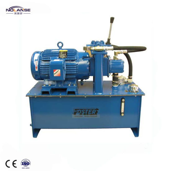 Electric Hydraulic Pump Hydraulic Power Pack Hydraulic Pump Station AC Hydraulic Power Unit