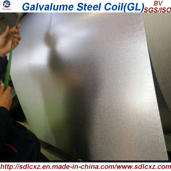 Galvalume Steel Coil Roofing Tiles 0.12mm