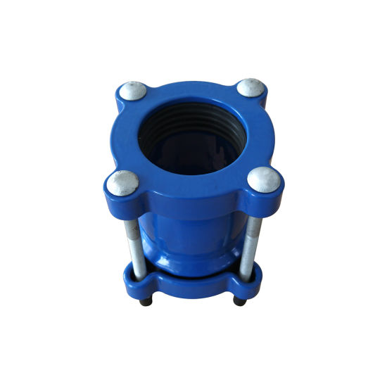 Casting Stainless Steel/Iron Factory: Custom Flange/Connecting Pipe
