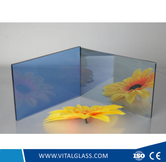 3mm-12mm Tinted Float Glass with Ce&ISO for Wall pictures & photos