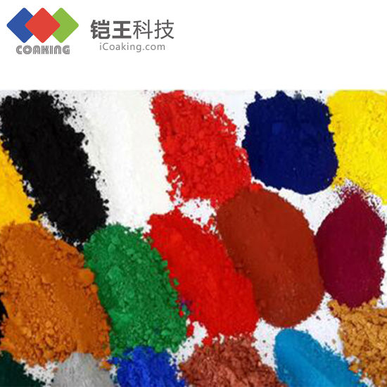 Electrostatic Spray Paint Chemical Resistance Epoxy Metal Fabrication Powder Coating
